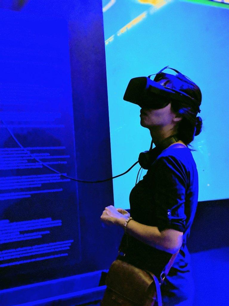塔林 Lennusadam 水上飛機港口博物館 VR體驗區