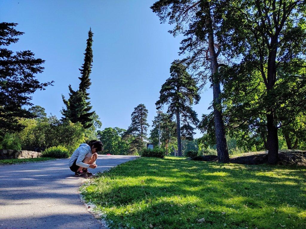 西貝流士公園