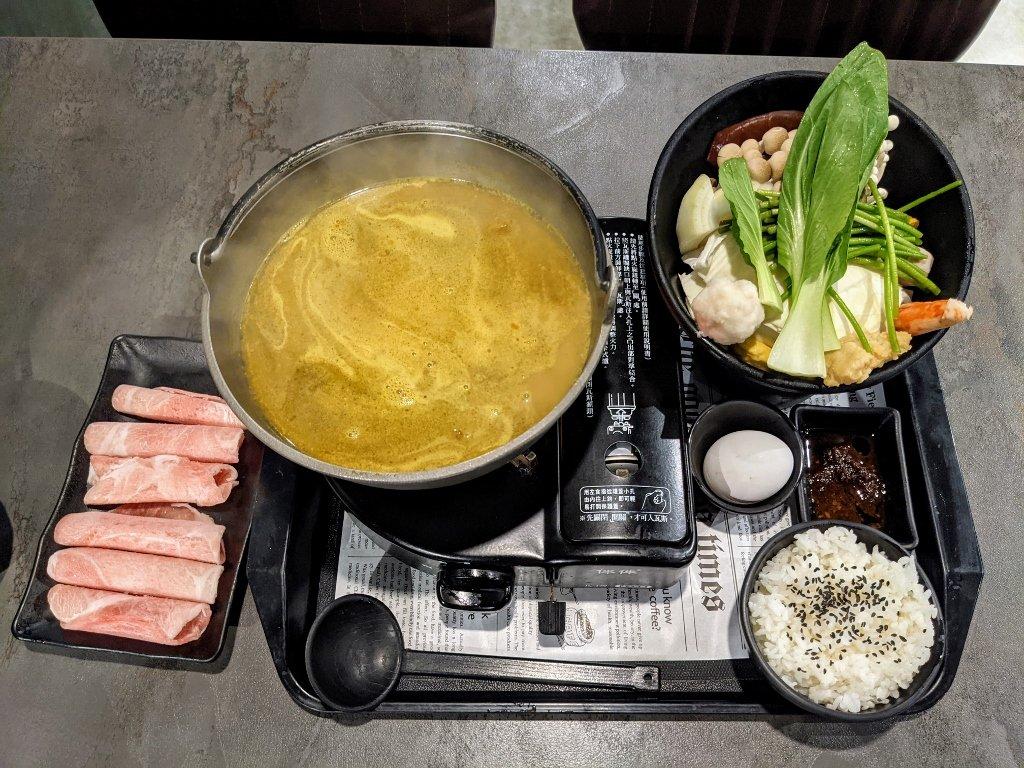 龜丹六二餐廳日式咖哩鍋 (2)
