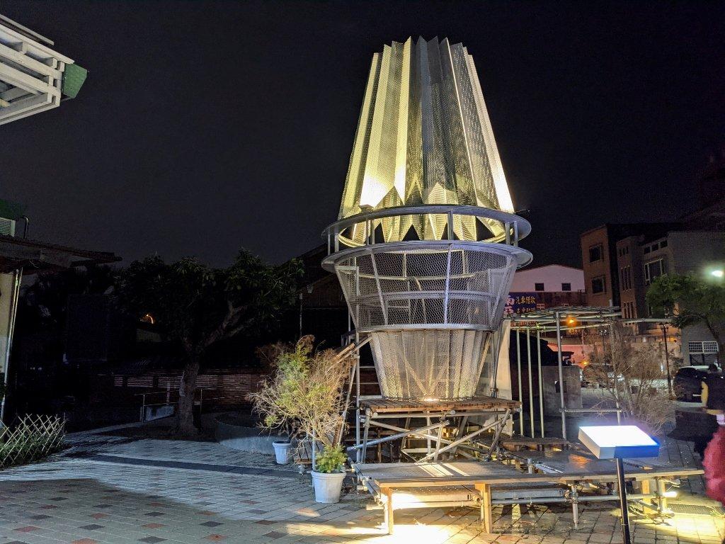 2020月之美術館 津津十五號 小艇任務執行中