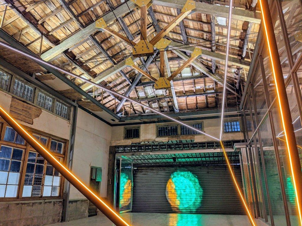 2020月之美術館 老屋空間展:一半之後,相遇