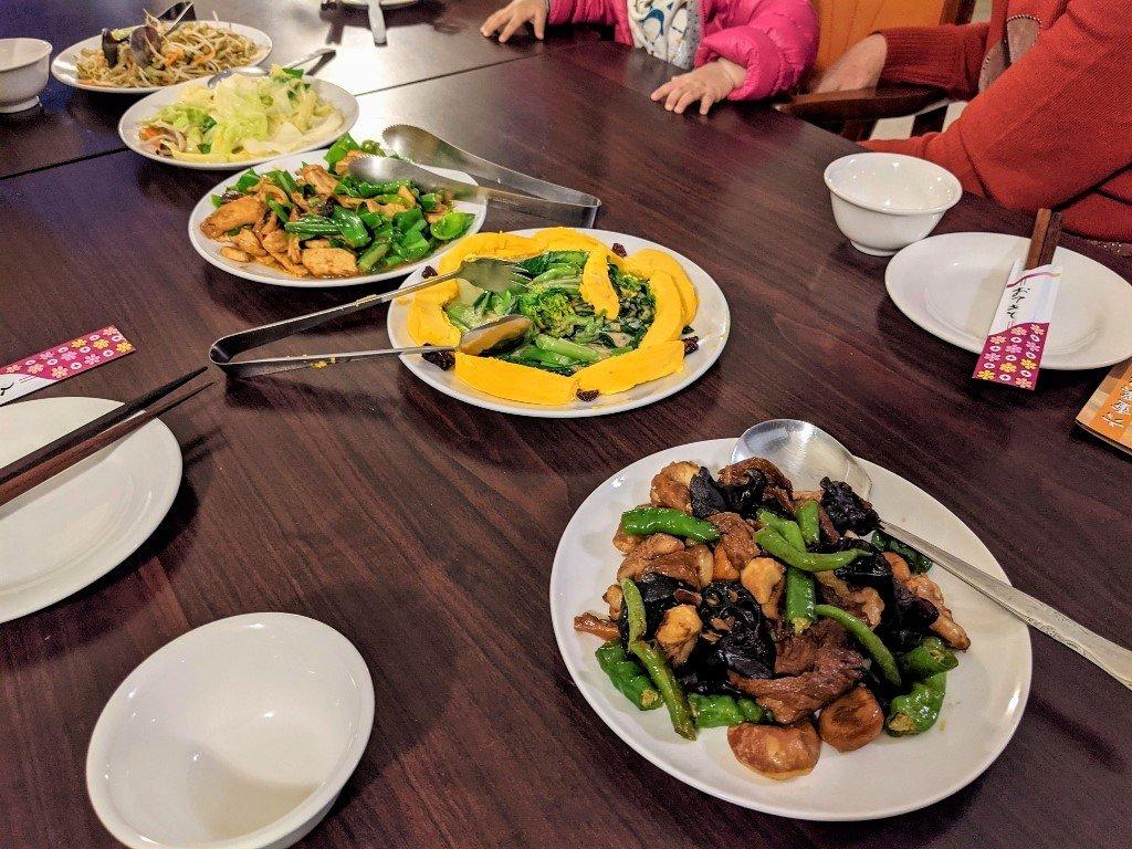 六重溪千霞園素食合菜 (6)