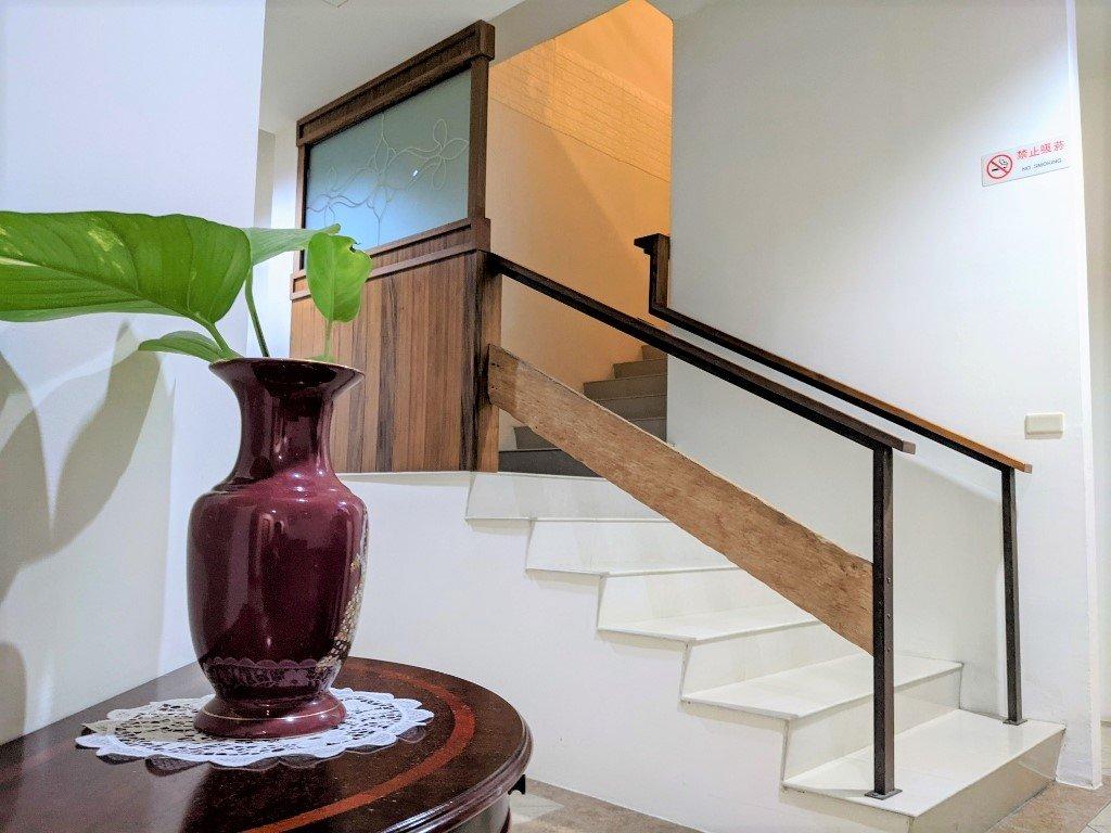 六重溪千霞園 一樓走廊 (1)
