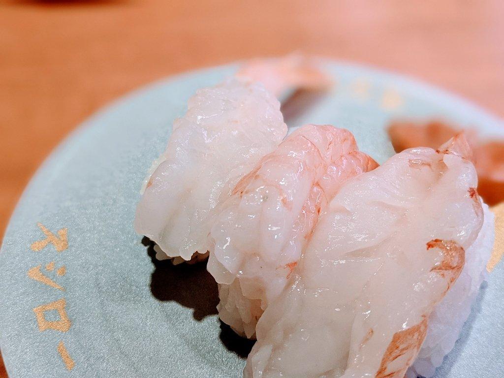 生鮮蝦三貫