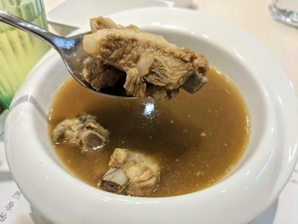 萌生精緻麵食 肉骨茶 (1)