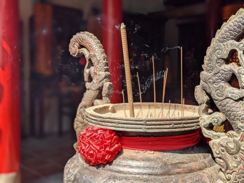 二林仁和宮 香爐
