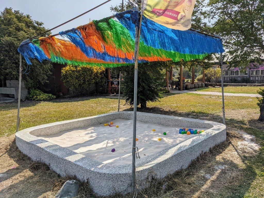 二林台灣酒窖遊客服務中心 兒童遊樂區