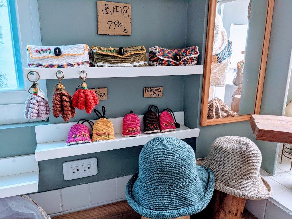 金崙棉織屋 店內裝飾 (3)