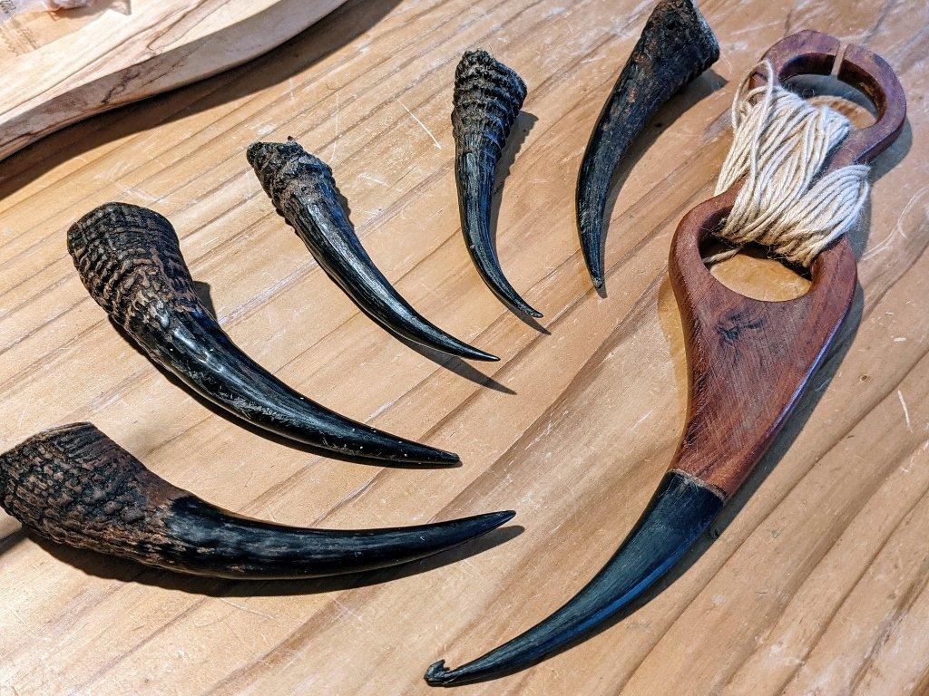 金崙棉織屋 羊角勾工具 (2)
