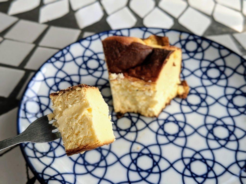 龜丹綠咖啡 起司蛋糕 (1)