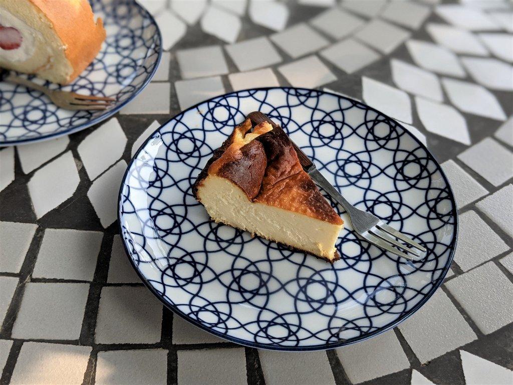 龜丹綠咖啡 起司蛋糕 (2)