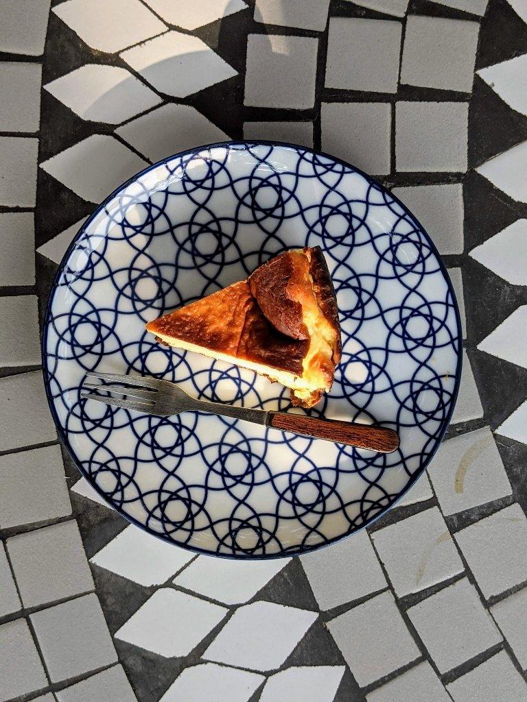 龜丹綠咖啡 起司蛋糕 (3)
