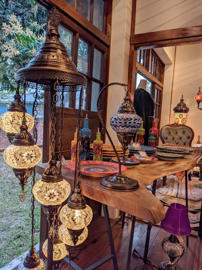 伊斯坦堡市集-勝利星村 吊燈