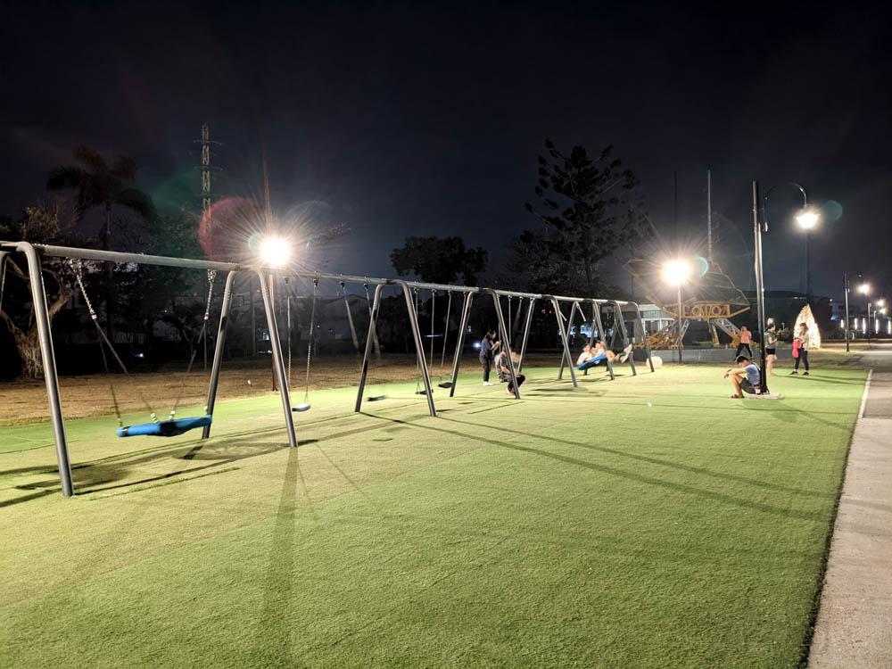 屏東縣民公園 兒童遊樂區 (3)