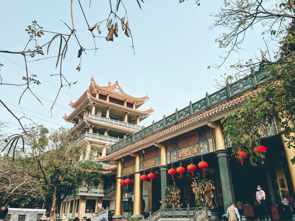 楠西萬佛寺外觀 (1)