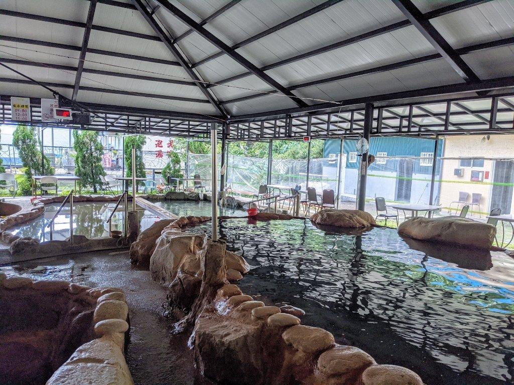 金崙富之山溫泉 大眾池 (1)