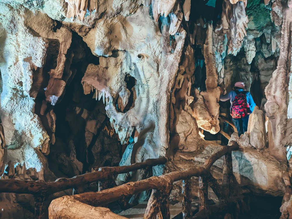 鐘乳石洞二洞入口