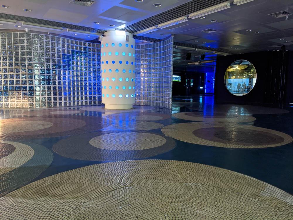 農科園區觀賞水族動物展示中心 三樓大廳