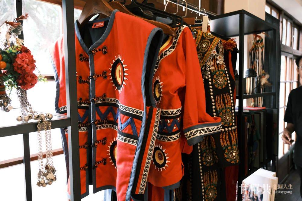 青島巴叁 服裝體驗