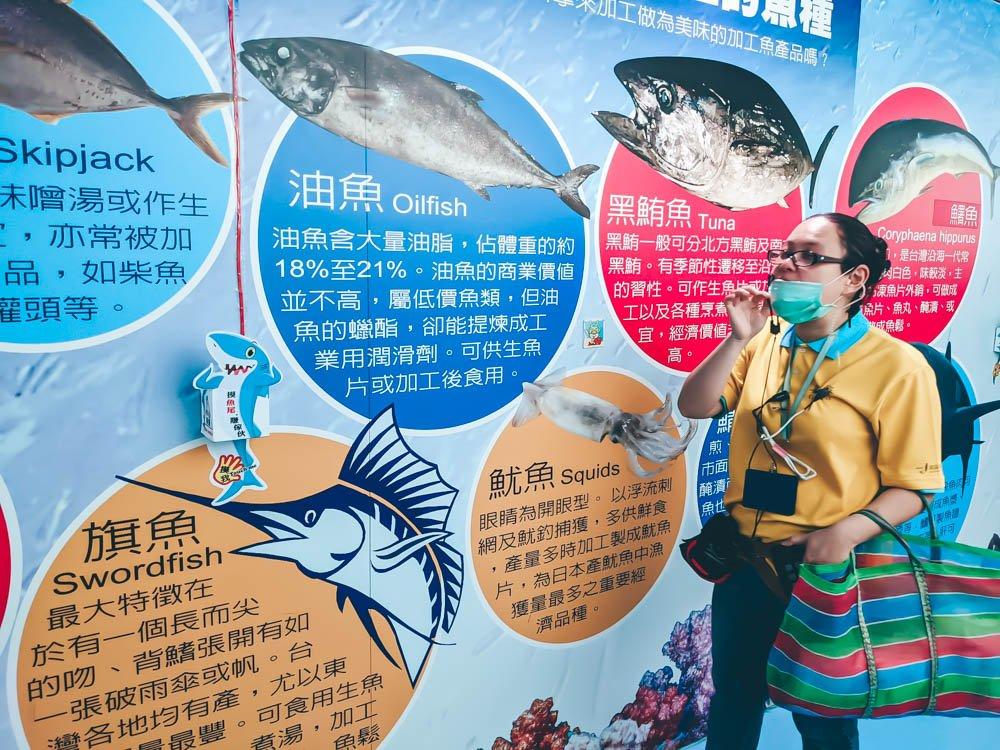 鮮饌道常見魚類說明