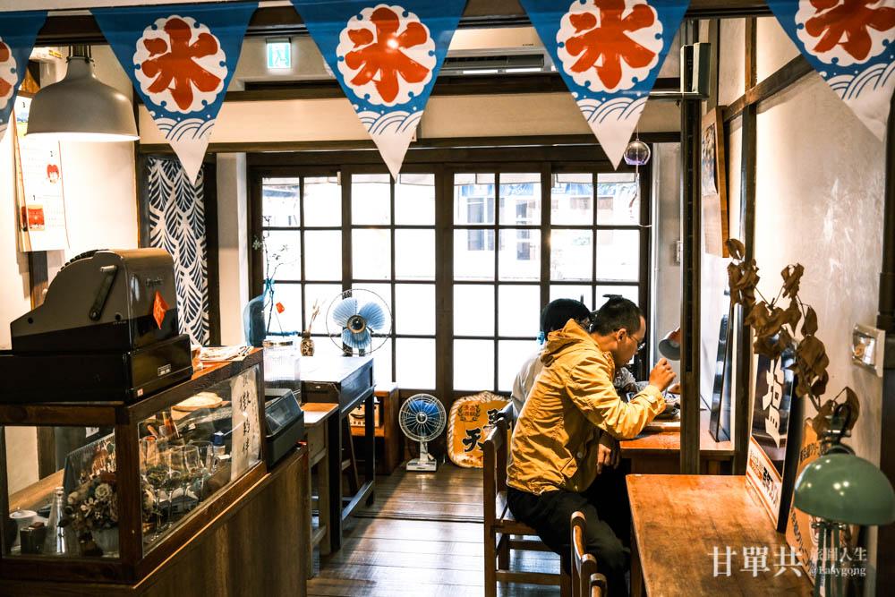 御木軒冰室|動漫場景般的日式冰店,勝利星村吃冰聊天好去處 7