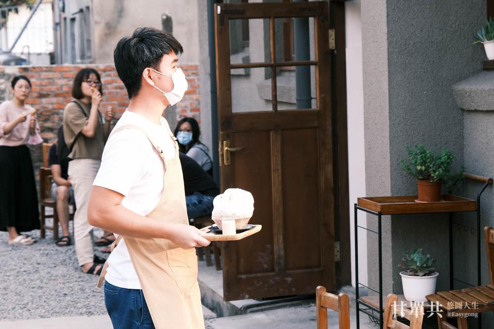 御木軒冰室|動漫場景般的日式冰店,勝利星村吃冰聊天好去處 13