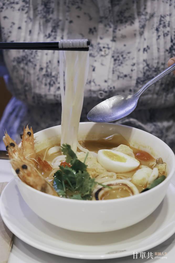 MUSA泰國料理泰式酸辣海鮮湯河粉